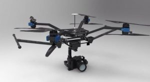 The Fourth Most Expensive Drone Is AZ UHD Camera Also Known As Green Bee Made To Haul 44lbs Through Air This Doesnt Have A
