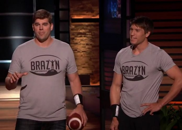 Brazyn Life On Shark Tank