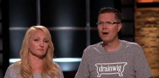 DrainWig on Shark Tank