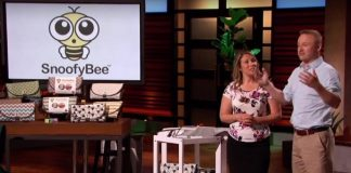SnoofyBee on Shark Tank