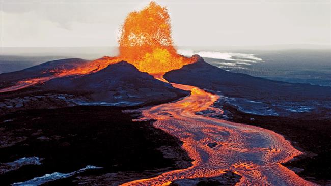 'Lava Bomb' From Hawaii's Kilauea Volcano Injures 22 People