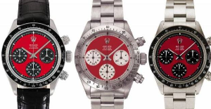 Red Rolex Daytona