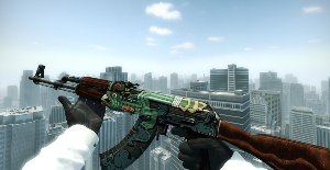 CSGO Skin Fire Serpent