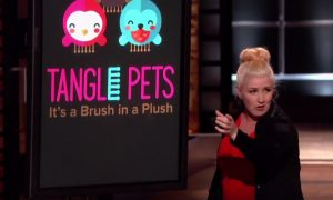 Tangle Pets on Shark Tank