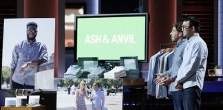 Ash and Anvil on Shark Tank