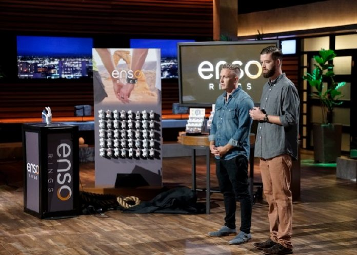 Enso on Shark Tank
