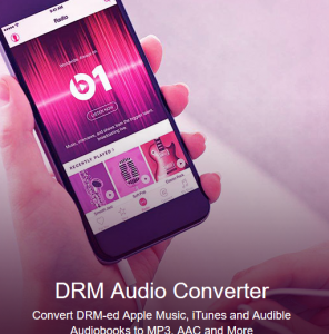 AudFree Audio DRM Converter is the Best Tool for Removing