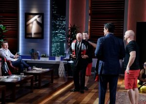 Human Bobber on Shark Tank