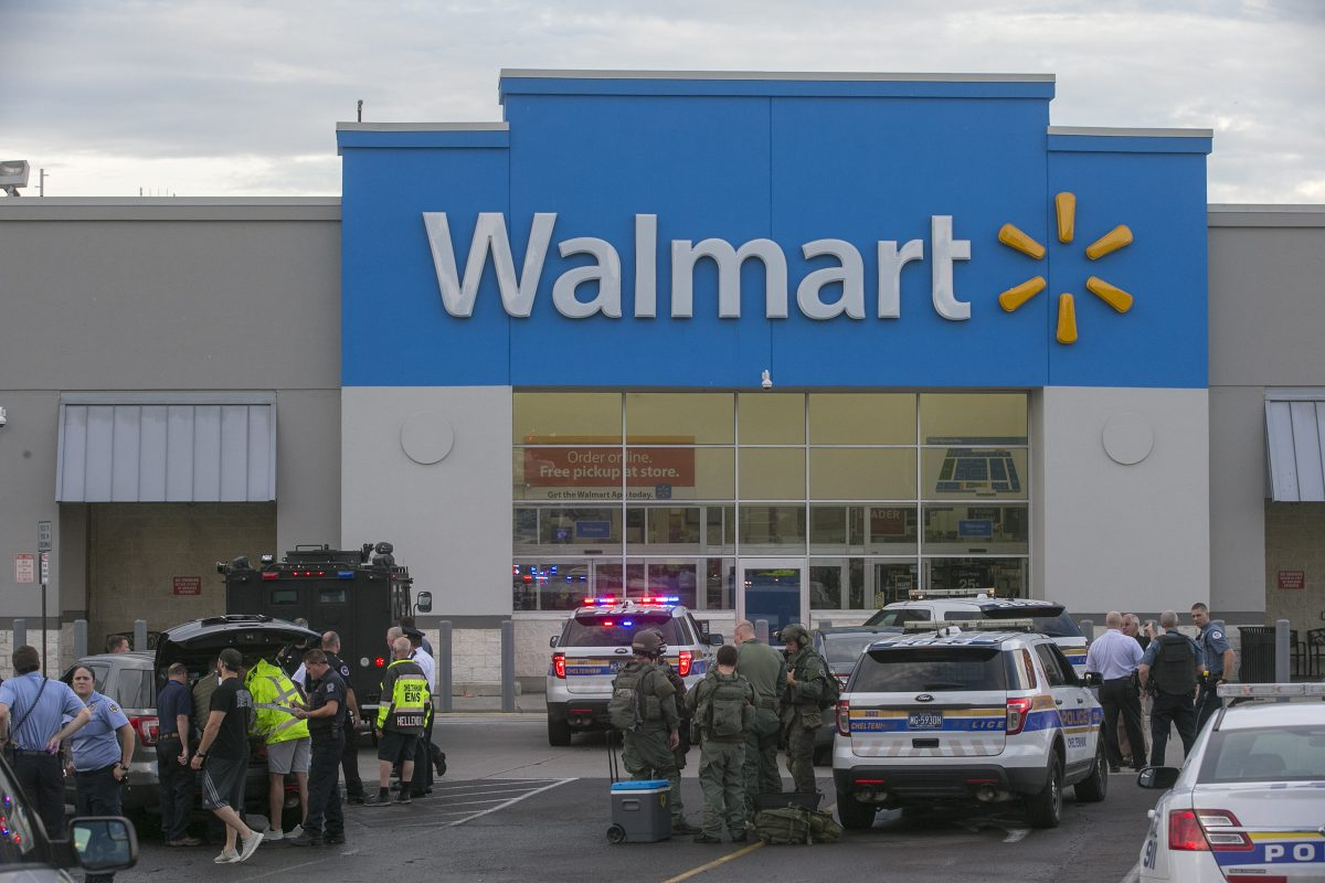 Multiple people shot at Walmart in Pennsylvania after dispute in checkout lines