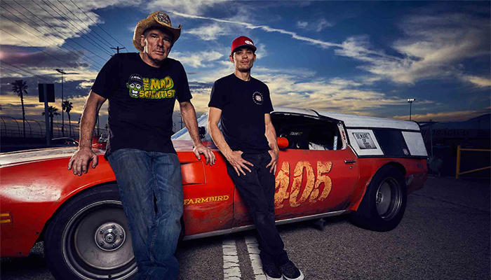 A Reality Star Sean Whitley Aka Farmtruck Rose To Fame As One Of The Main Racers On Discovery Channel Series Street Outlaws