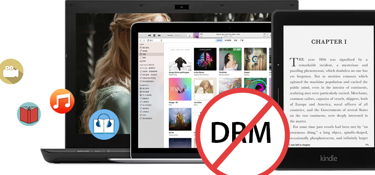 The Most Comprehensive DRM Removal Software - Gazette Review