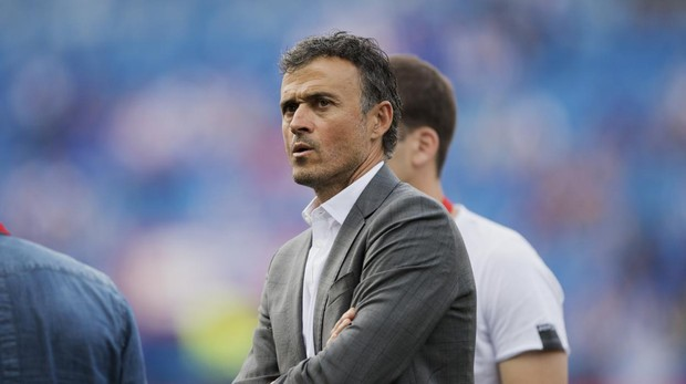 New Spain era under Luis Enrique begins at the home of football