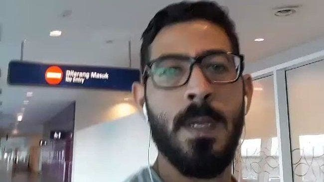 Syrian man once stranded in Malaysian airport heads to Canada