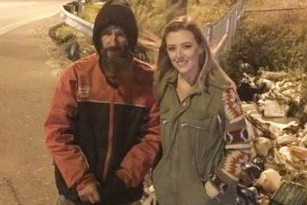 Alleged GoFundMe scammer blames con on boyfriend, homeless vet