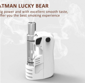 Atman Lucky Bear Liquid Starter Kit Review - Gazette Review