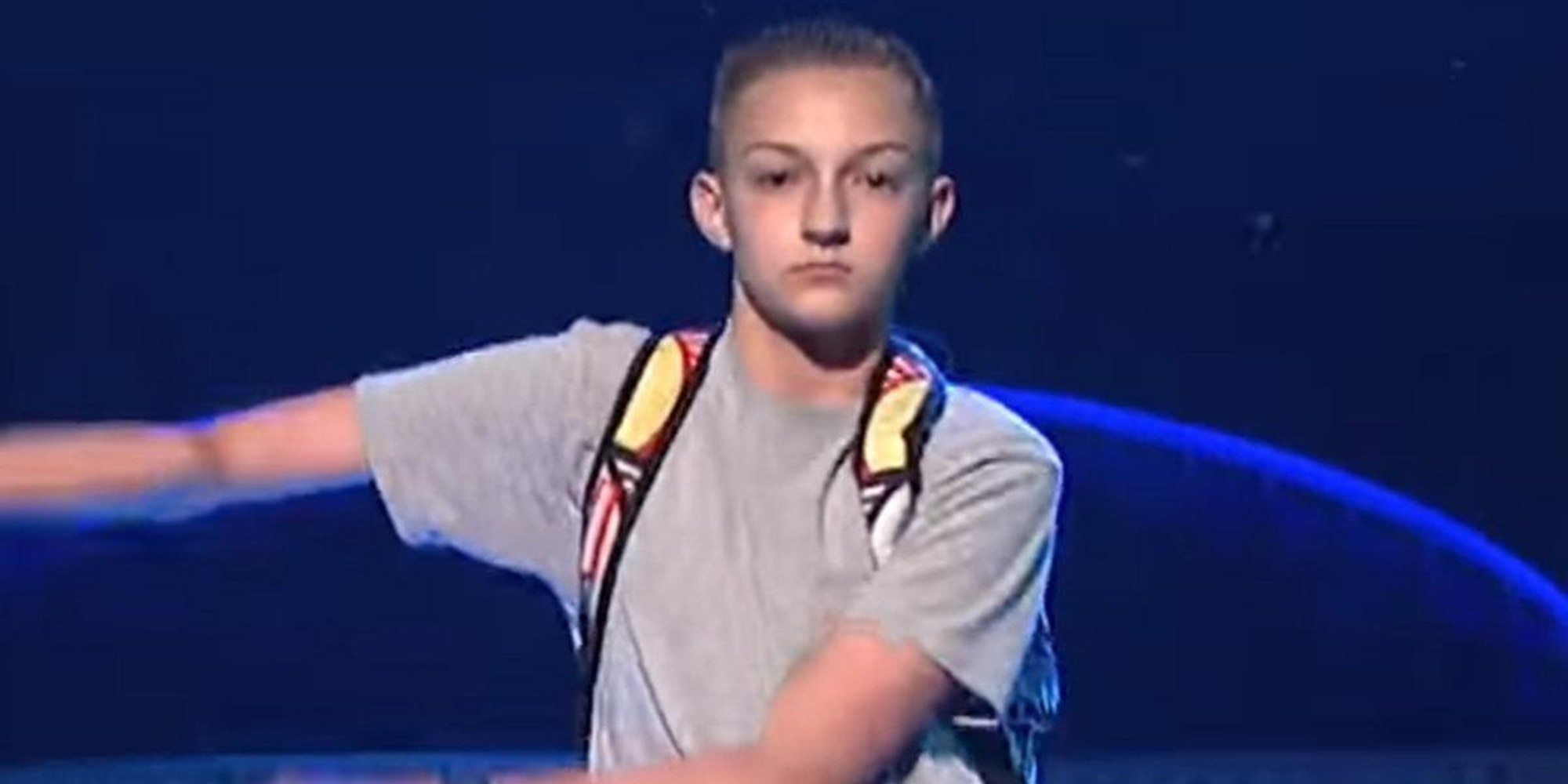 Russell Horning aka Backpack Kid is Suing Fortnite over Floss Dance Emote