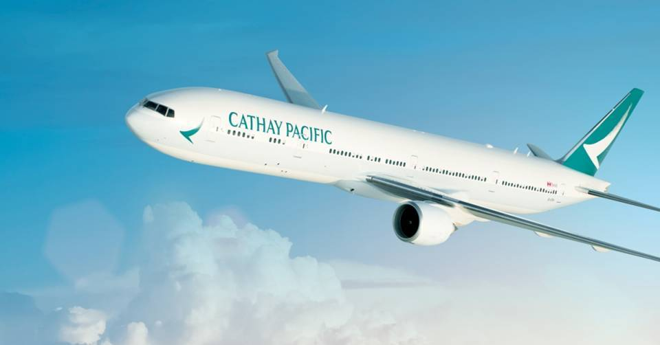 Cathay Pacific sells $21900 premium seats for $922 in ticketing blunder