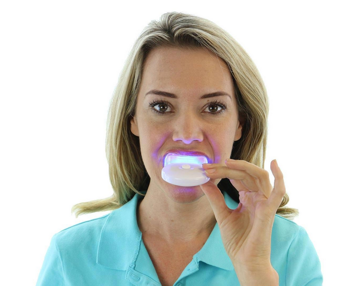 Led Teeth Whitening How Does It Work What Product Is The Best