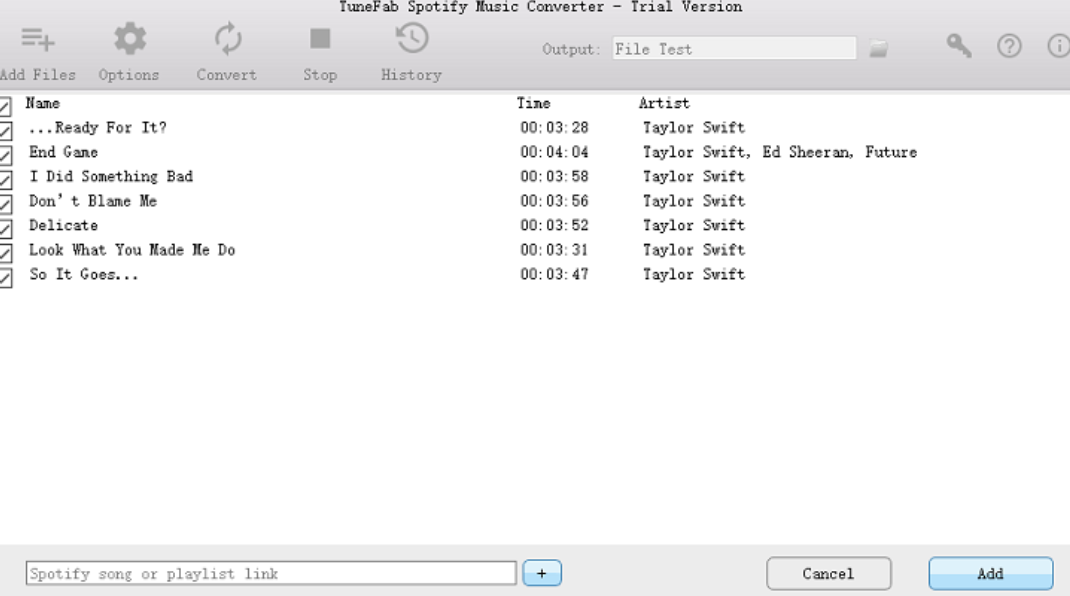 TuneFab Spotify Music Converter- The Best DRM Removal
