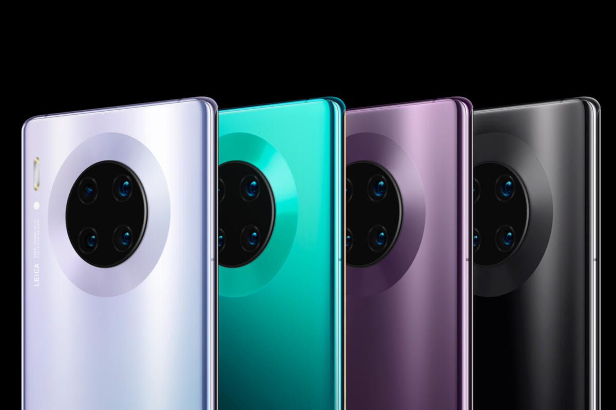 Huawei Mate 30 Series already launched in Romania
