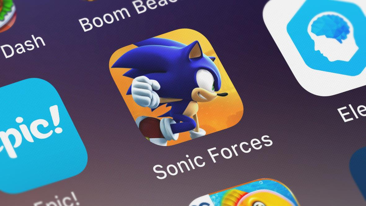 Kid spends $16K on in-app purchases for iPad game Sonic Forces