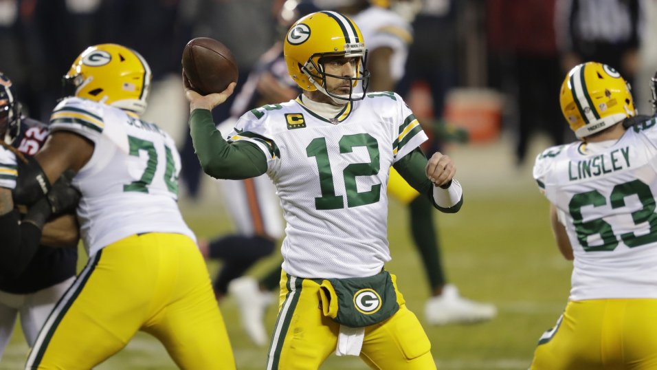 National Football League playoff match-ups set; Chiefs, Packers on top